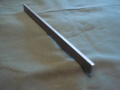 "(CF18/.250X1.00-12) Cold finished 1018 1/4"" x 1"" x 12"""