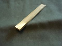 """(BF360/.188X1.00-06) Brass 360 3/16"""" x 1"""" x 6"""""""
