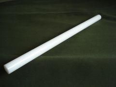 "(PDR/.625-06) White Acetal 5/8"" diameter x 6"""