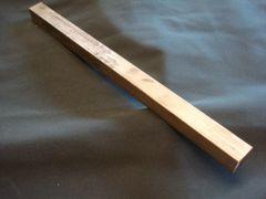 """(BSQ360/.750-12) Brass 360 3/4"""" x 3/4"""" x 12"""""""