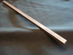 """(BSQ360/.313-12) Brass 360 5/16"""" x 5/16"""" x 12"""""""