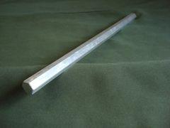 "(AH11/.438-06) Aluminum 2011-T3 7/16"" hexagon x 6"""