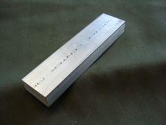 """(AF61/1.00X1.25-06) Aluminum 6061-T6511 1"""" x 1-1/4"""" x 6"""""""