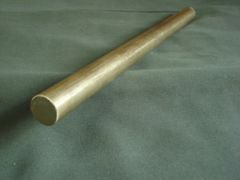 "(BR360/.875-12) Brass 360 7/8"" diameter x 12"""