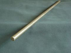 "(BR360/.375-06) Brass 360 3/8"" diameter x 6"""