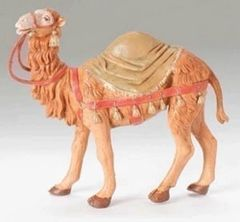 5 Inch Fontanini Camel with Blanket 72526
