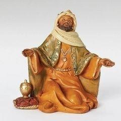5 Inch Scale Fontanini King Balthazar Figurine 72189