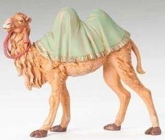 12 Inch Fontanini Standing Camel 52944