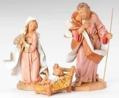 12 Inch Fontanini Holy Family Figurines 71911
