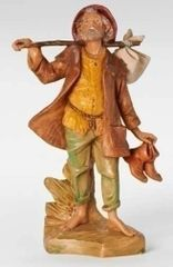 7.5 Inch Fontanini Reuben The Shepherd 52830