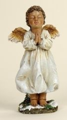 14.5 Inches High Josephs Studio African American Angel 29164