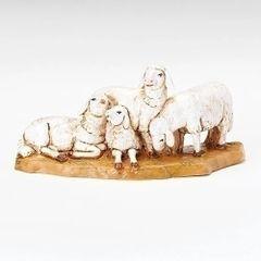 5 Inch Fontanini Sheep Herd 54098