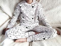 Finding Panda PJ's Pyjamas baby, toddler and older children's on request