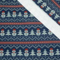 CHRISTMAS FABRICS Long Leg Romper in sizes 0 - 6 years