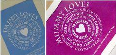 Loves.... personalised design.