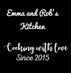 Cooking with love since... personalised adult apron - great valentines, anniversary or wedding gift for a couple that has everything!