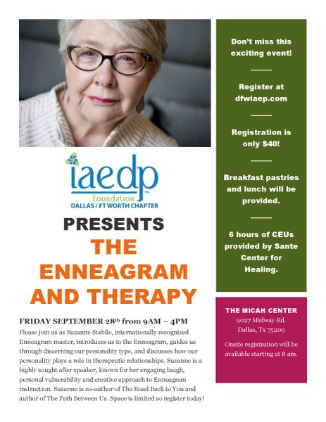 The Enneagram and Therapy Workshop