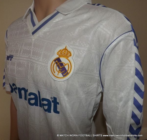 b544fa4d2f6 1987 match issue real madrid hummel home shirt  5