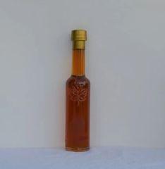 Decorative glass bottle 8 oz./200 ML ea.