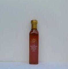 8.5 oz./250 ml decorative glass bottle