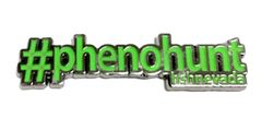 HSH #phenohunt - Green