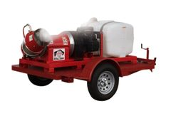 Buffalo Turbine CSM3 Sprayer w/100 Gallon Poly Tank and DOT Trailer Package