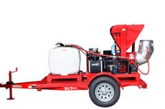 Buffalo Turbine CSM3 Turbine Vector Sprayer/Duster for Barrier Spraying, Larviciding, Odor Control, and Insect Control