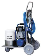 Lafferty 915805-C Cart Mounted Foaming Machine with Air Compressor