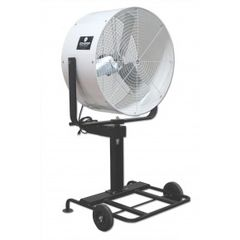 "Aeromist 36"" Misting Fan w/ Pump and Misting Ring"
