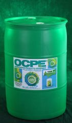 OCP&E Neutrole Scrubber Formula, 5 gallon square pail with faucet