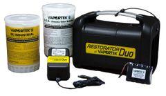 Vaportek Restorator DUO Battery Version Combo package