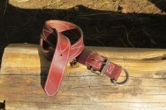 LEATHER HORSE COLLAR