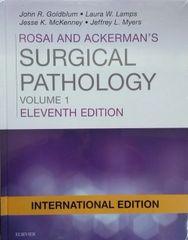 Rosai and Ackerman Surgical Pathology 11th Edition 2018 (2 Volume Set)