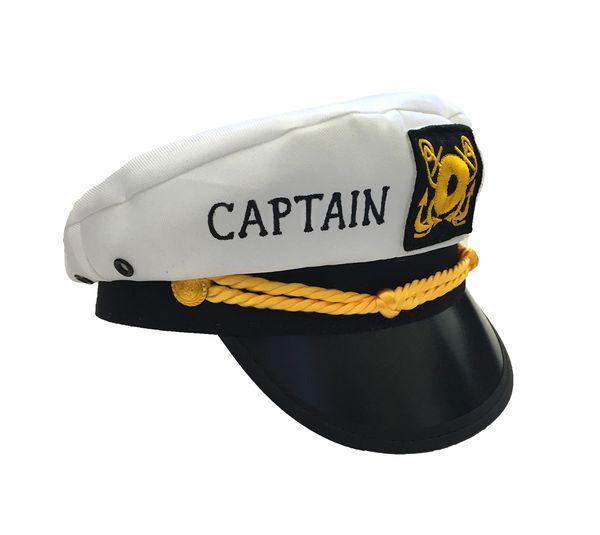 72cc6d2c6f008 Kiddiewear - Personalized Captain Hat