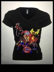 Avengers2 Womens Tshirt
