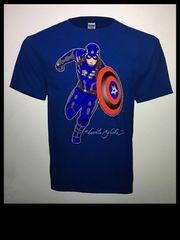 Captain America Limited Edition Tshirt