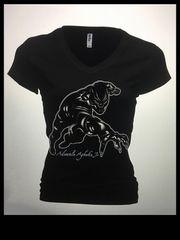 Black Panther Women's Tshirt