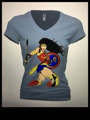 Wonder Woman limited edition T-shirt