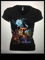 Avengers Infinity War Womens Tshirt