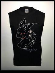Black Panther Sleeveless Tank Top