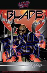 Blade(Classic) 24in X 36in poster
