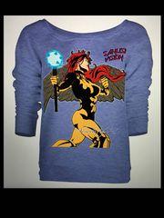 Hawkgirl Long sleeve tshirt