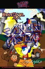 Bravestarr 24in X 36in Poster