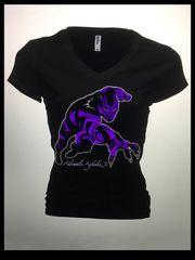Black Panther3 Womens Tshirt