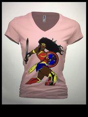 Wonder Woman2 limited edition T-shirt
