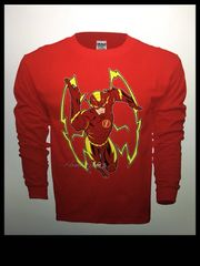 Flash Long Sleeve Tshirt