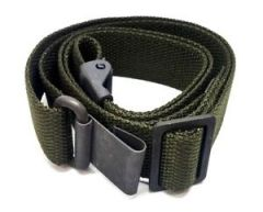 Rifle Sling, M-14 M-16 with Compression Buckle - USGI New