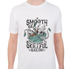 Smooth Sea Skillful Sailor