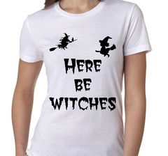 Here Be Witches