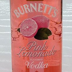 Burnetts Pink Lemonade